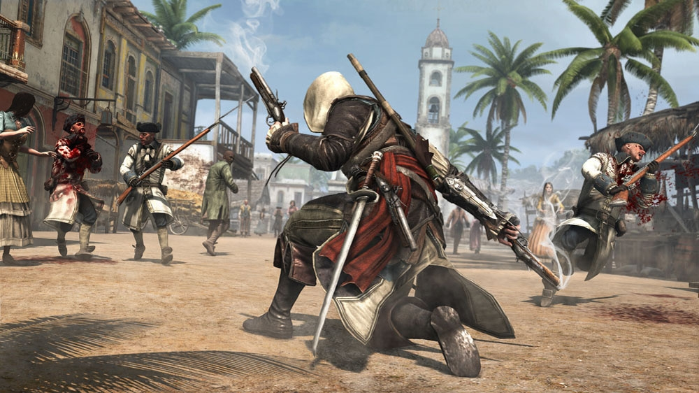 Assassin's Creed® IV のイメージ