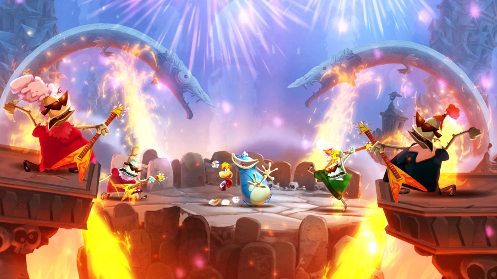 Image from Rayman® Legends
