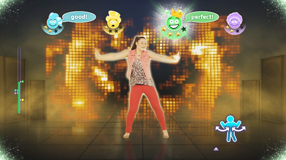 Image from Just Dance® Kids 2014