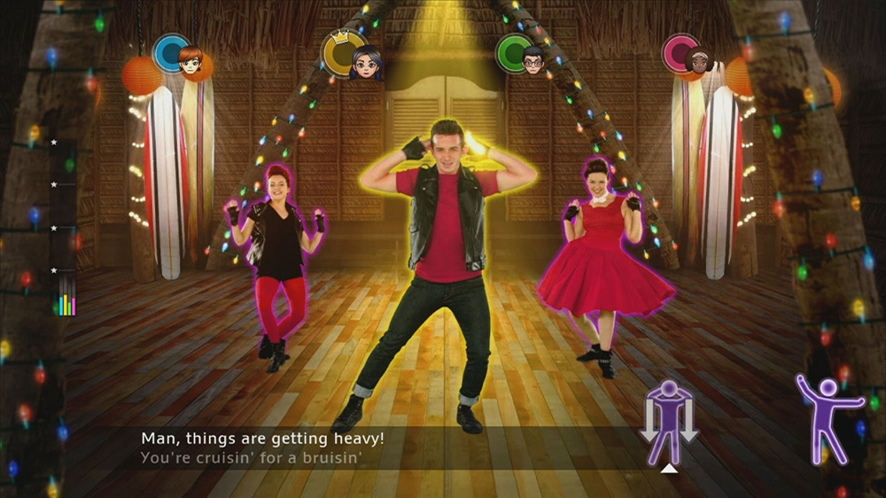 Image from Just Dance Disney Party 2