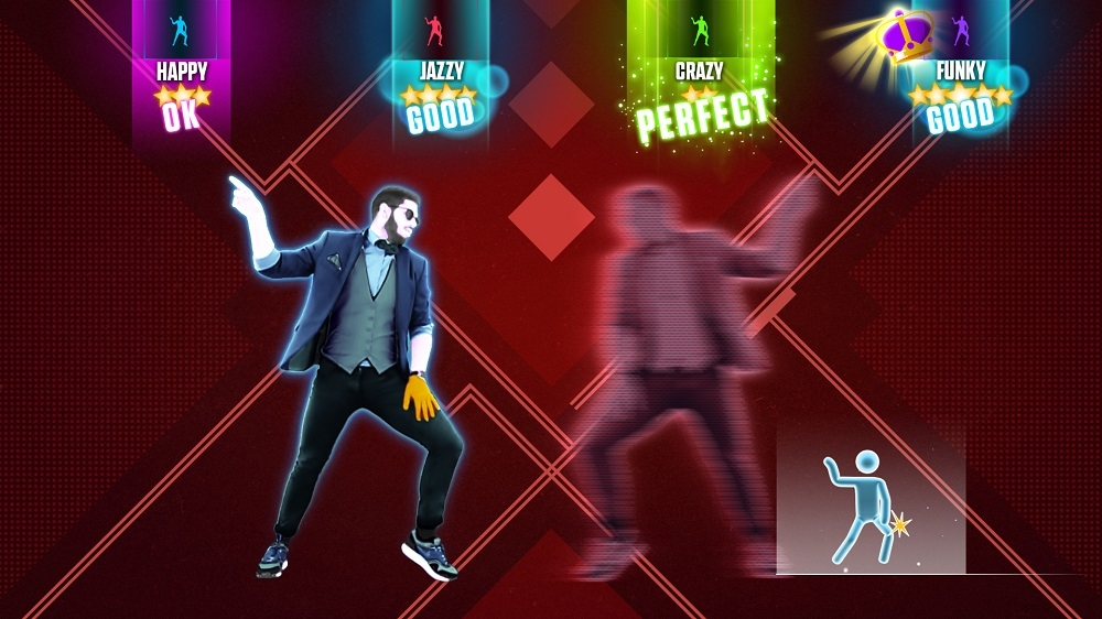 Image from Just Dance® 2015