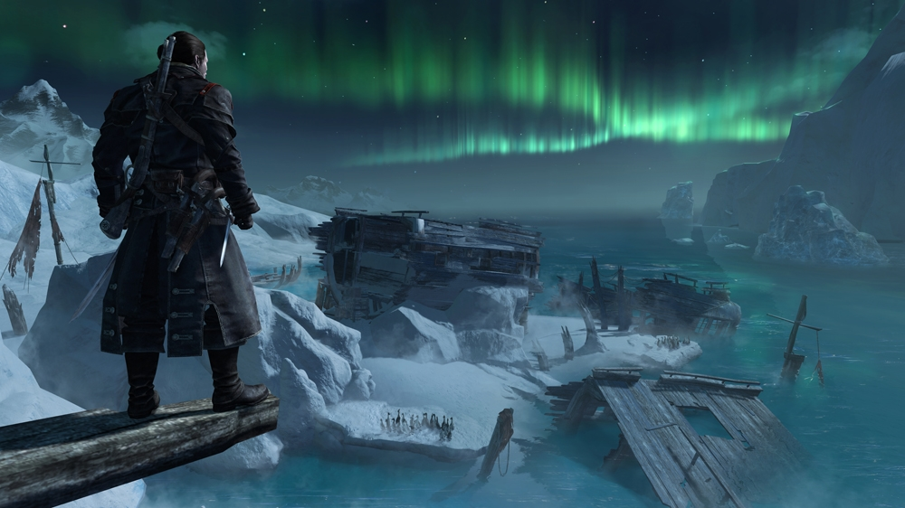 Image from Assassin's Creed® Rogue