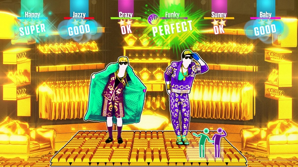 Image from Just Dance 2017