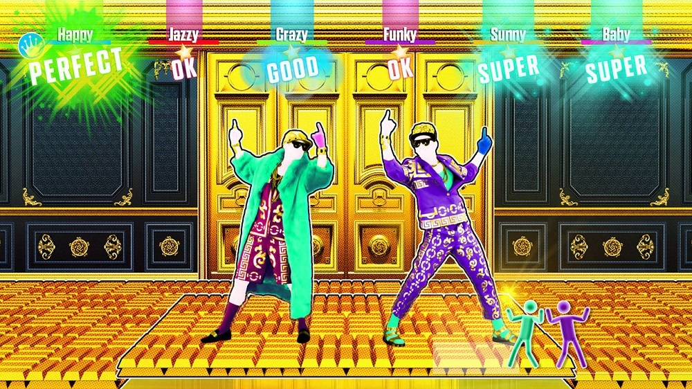 Image from Just Dance 2018