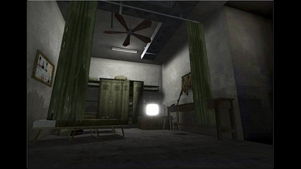 Image from Splinter Cell Pandora Tomorrow