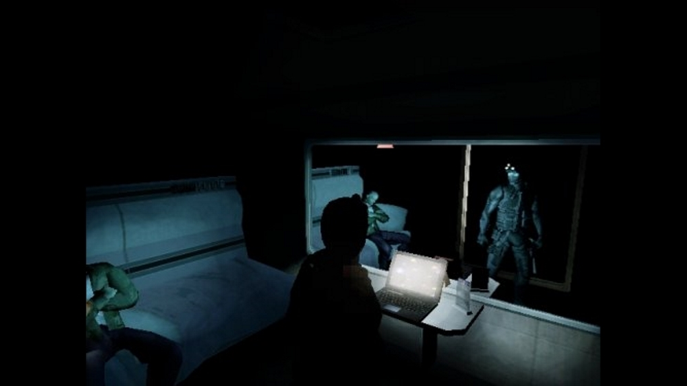 Obrázok z hry Splinter Cell Pandora Tomorrow