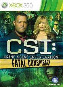 CSI: Fatal Conspiracy Demo