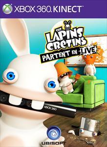 The Lapins Crétins™ Partent en Live ! - Demo