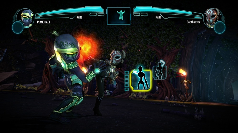 Image from PowerUp Heroes Demo