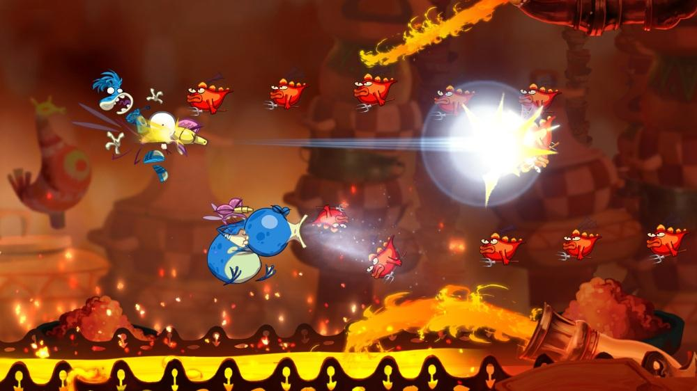 Image from Rayman Origins - Demo