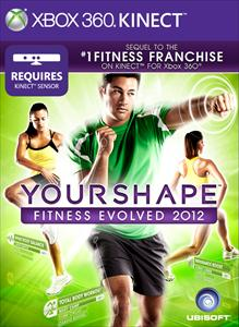 Your Shape™ Fitness Evolved 2012 데모
