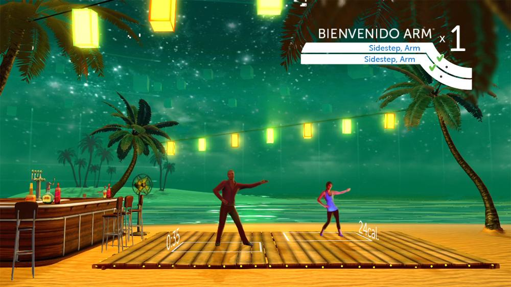 Image de Démo de Your Shape™ Fitness Evolved 2012