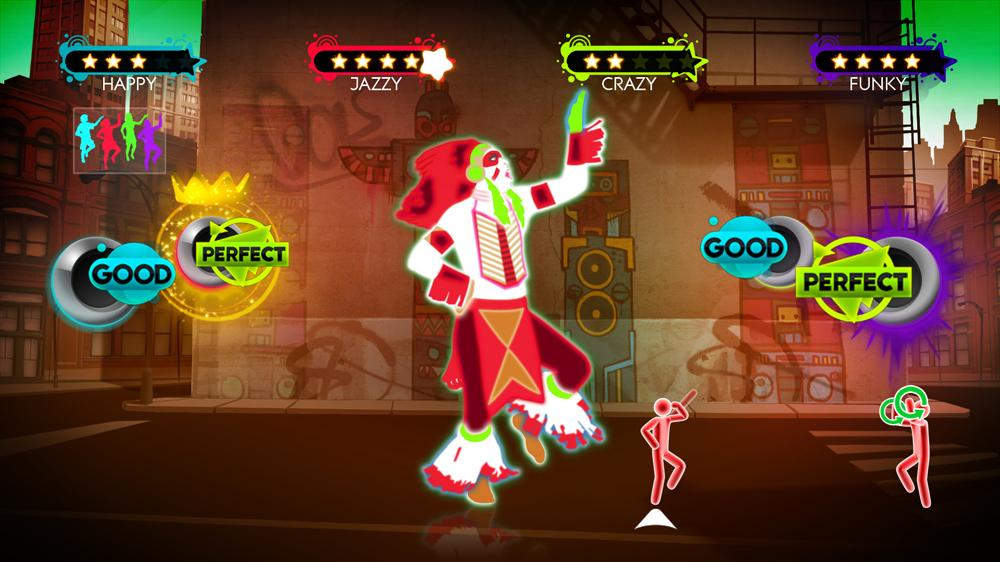 Image from Just Dance 3