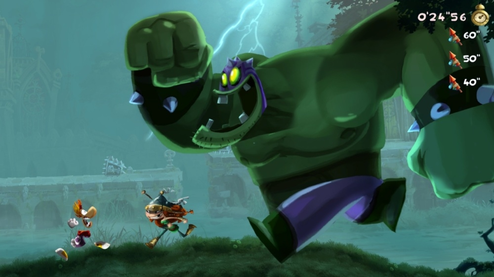 Image from Rayman® Legends - Demo