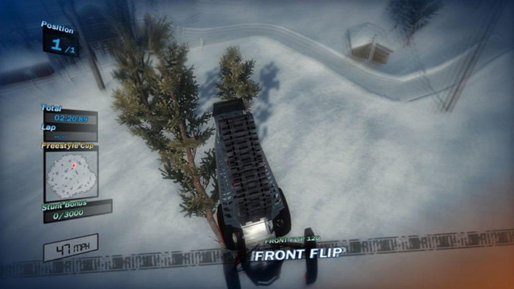 Image from Ski-Doo Challenge