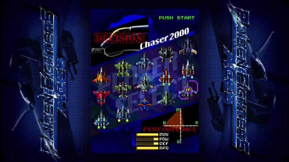 Image from RAIDEN FIGHTERS ACES