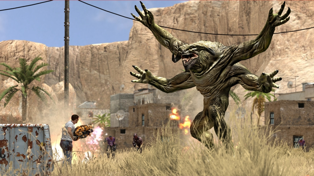 Image from Serious Sam