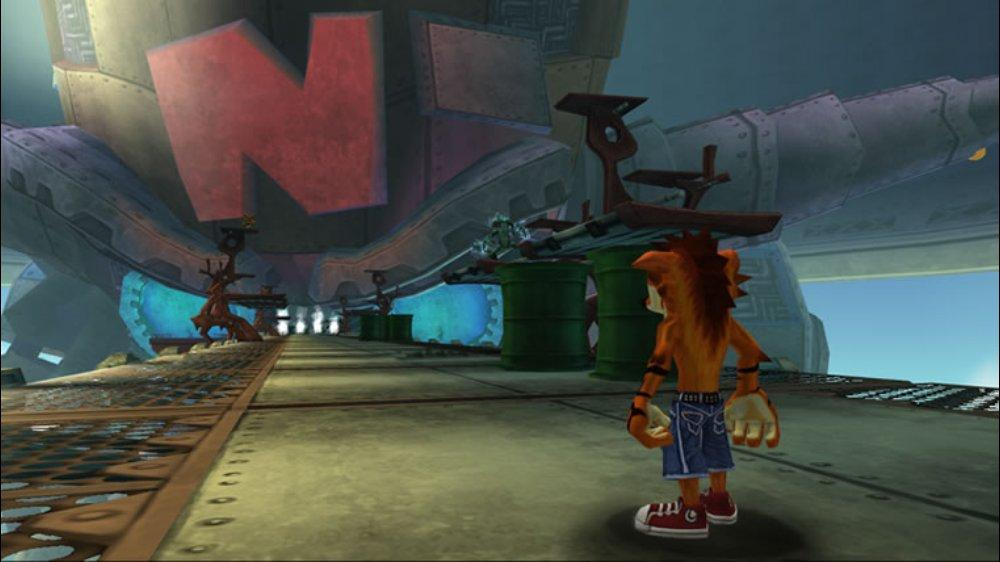 Imagen de Crash Of The Titans