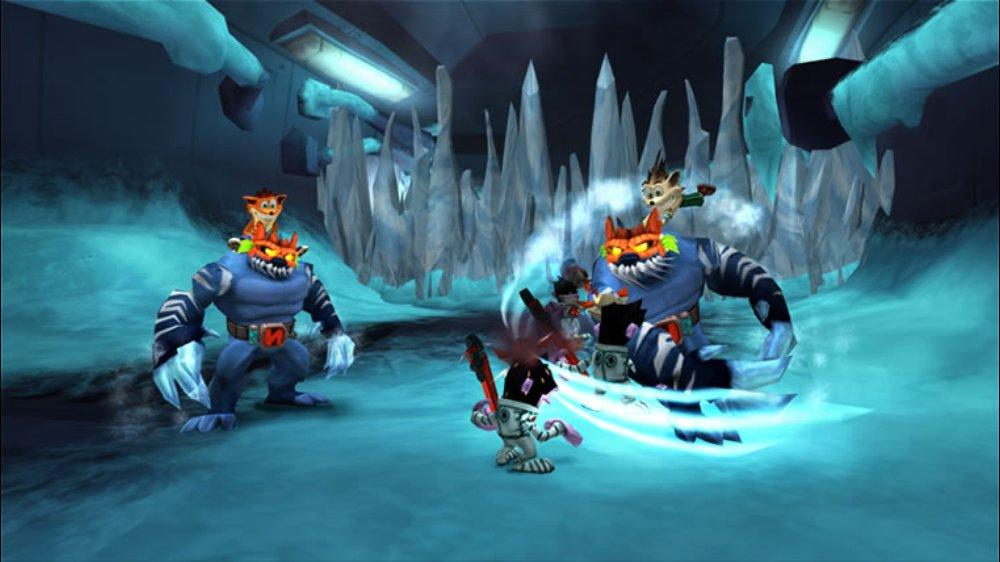 Image de Crash Of The Titans