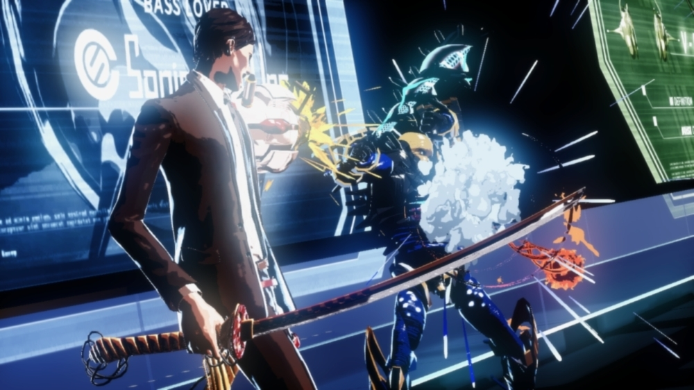 Kuva pelistä KILLER IS DEAD