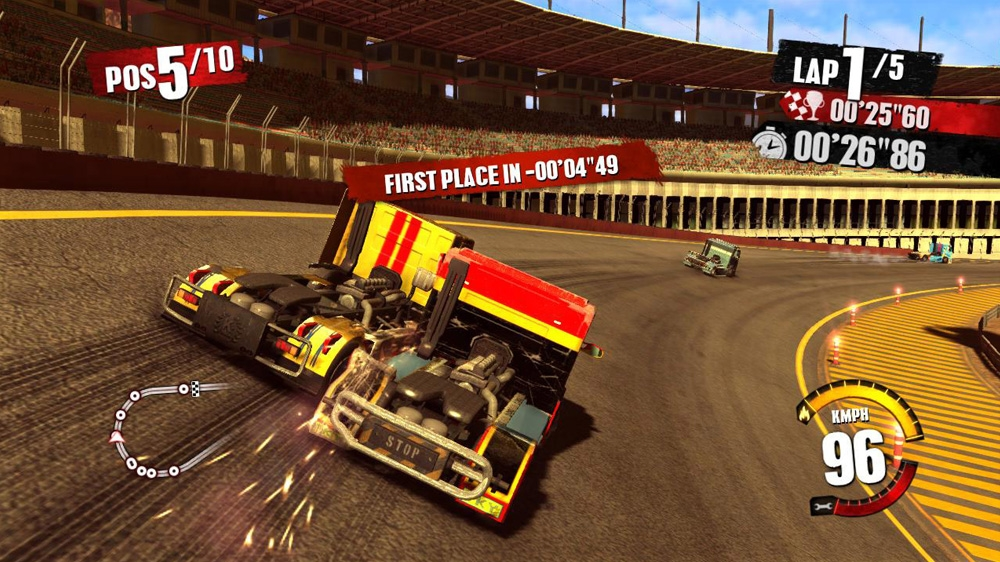 Image from Truck Racer