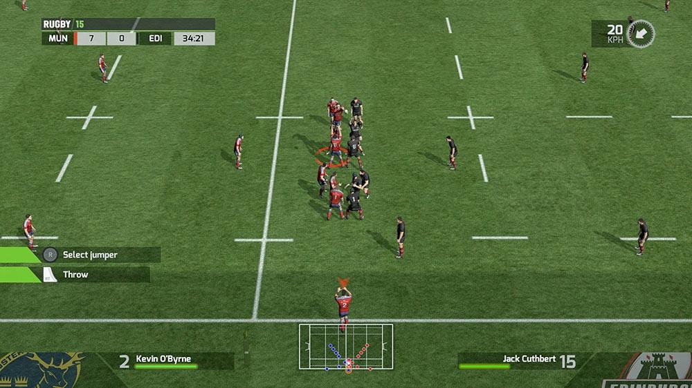 Image de Rugby 15