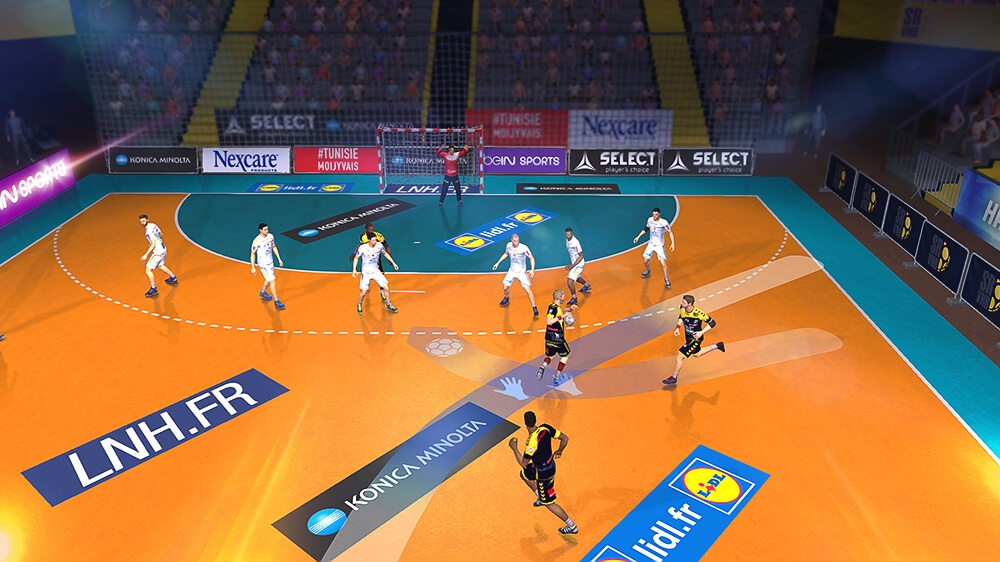 Image from Handball 16