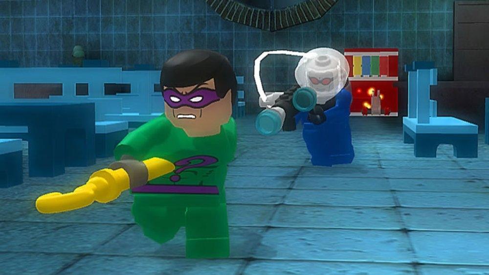 Изображение из LEGO Batman