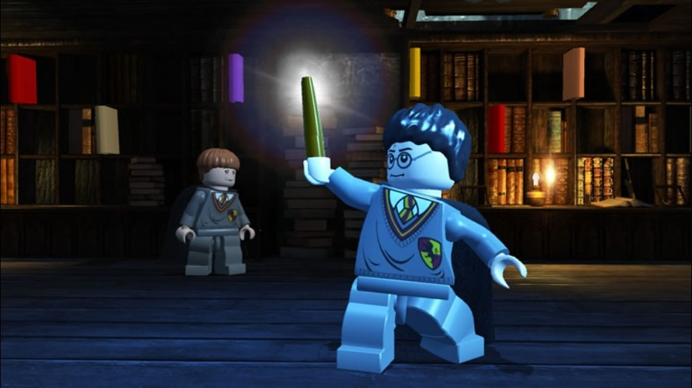 Obraz z LEGO® Harry Potter™