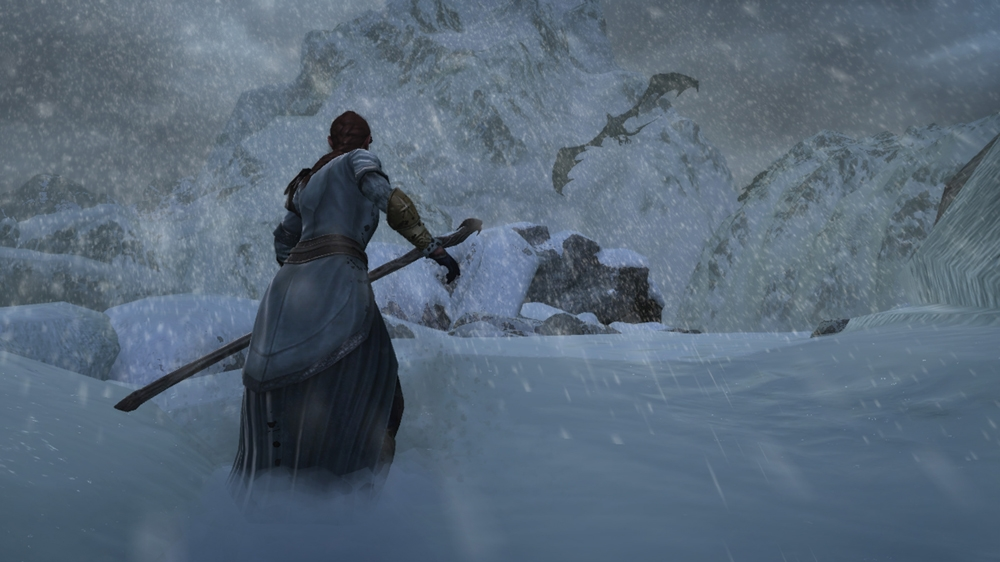 Image from The Lord of the Rings: War in the North
