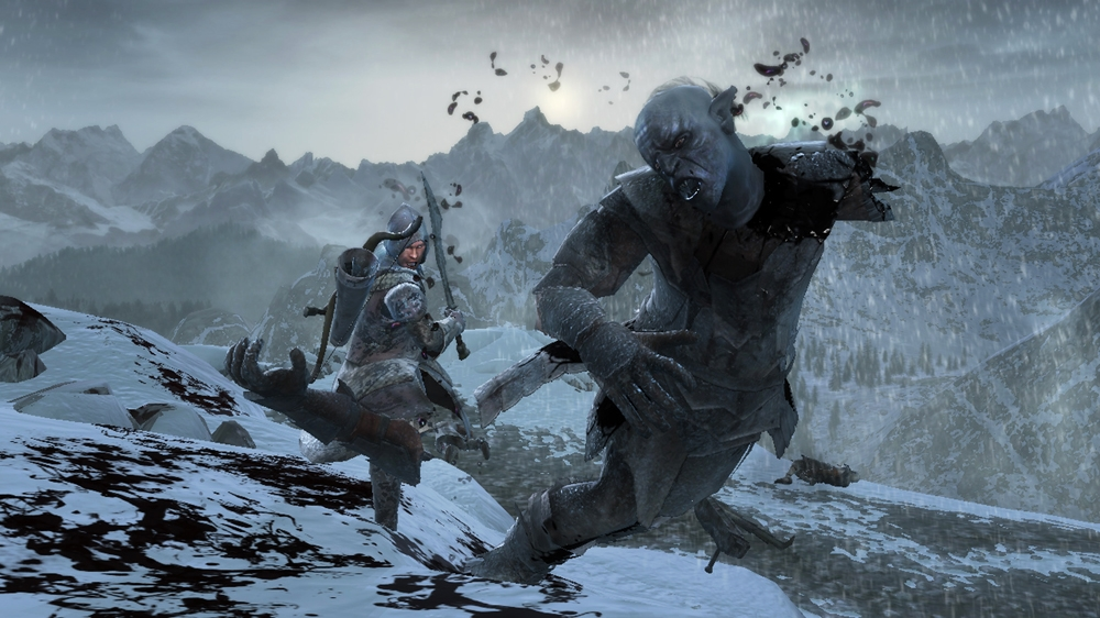 Bild från The Lord of the Rings: War in the North