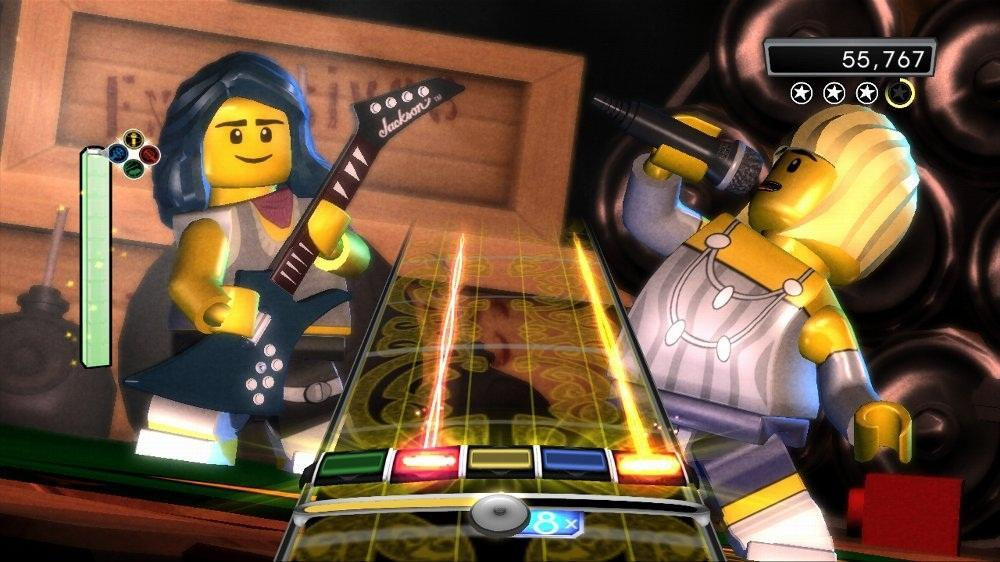 Imagen de LEGO Rock Band