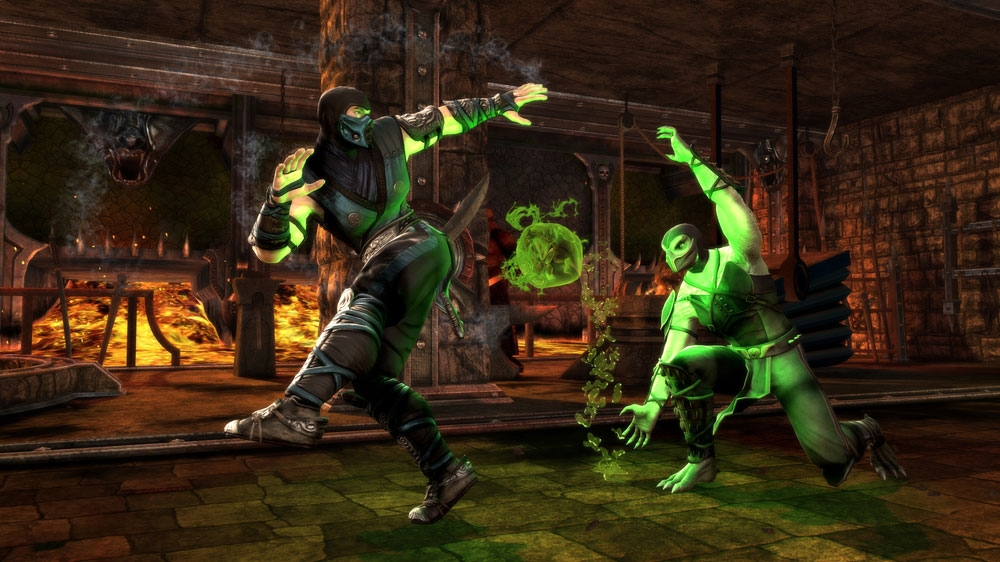 Image from Mortal Kombat
