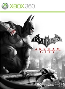 Batman: Arkham City - GOTY Announce Trailer