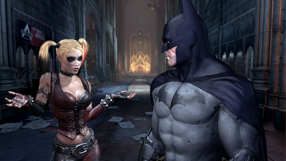 Bild frn Batman: Arkham City