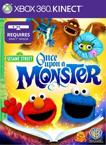 Sesame Street: Once Upon a Monster - Storybook World