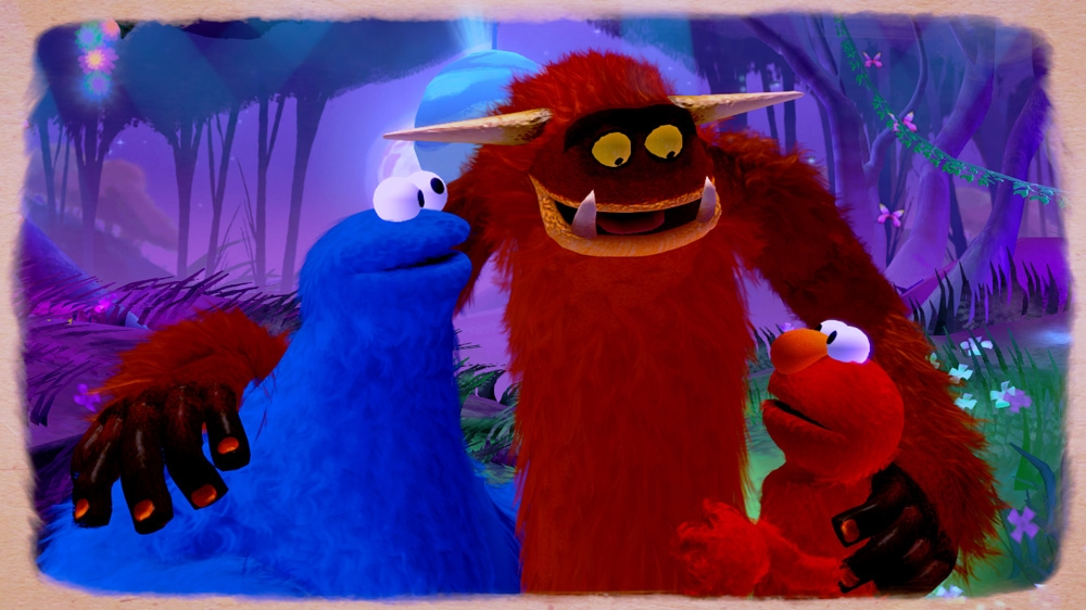 Bild från Sesame Street: Once Upon a Monster