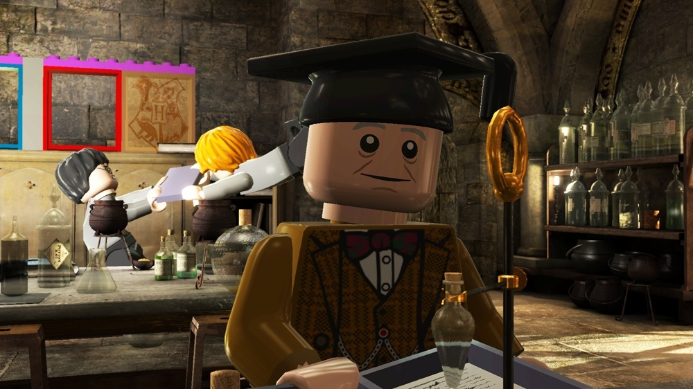 Image from LEGO® Harry Potter™: Years 5-7