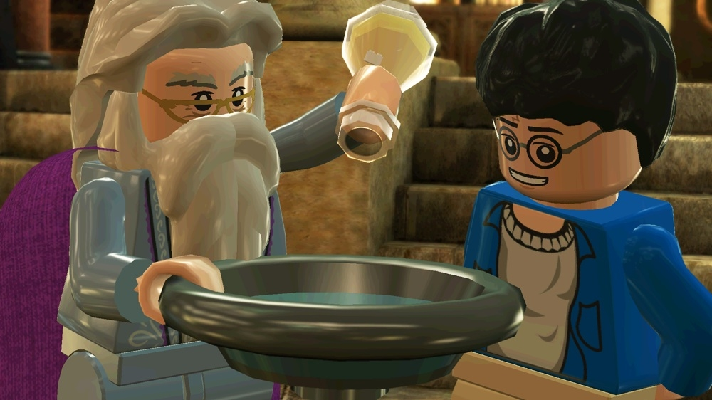 Image from LEGO Harry Potter 2