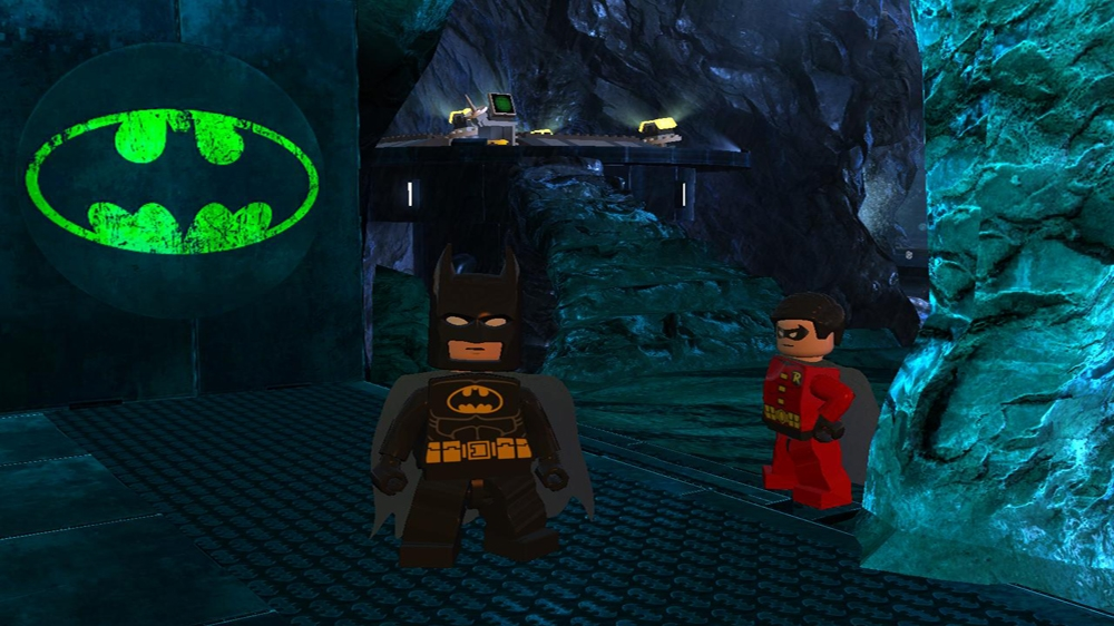 Image from LEGO Batman 2