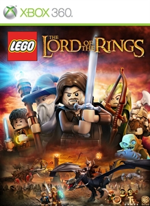 LEGO The Lord Of The Rings Gamescom Trailer