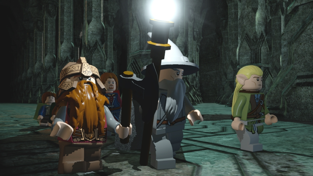 Bilde fra LEGO® Lord of the Rings™