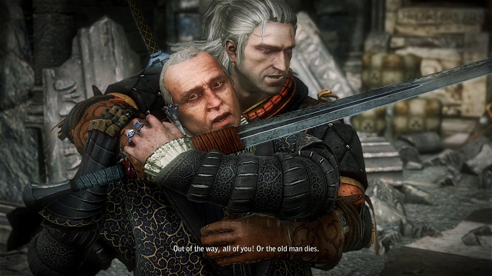 Threats in The Witcher 2