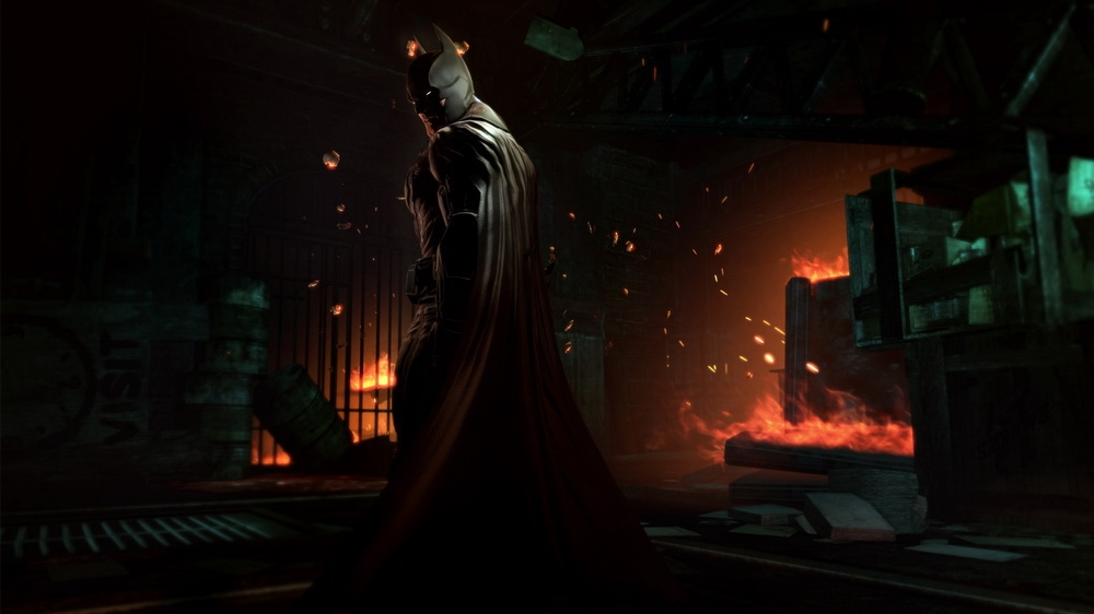 Image from Batman: Arkham Origins