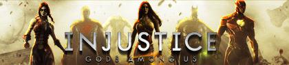 Injustice: Gods Among Us - DLCs Banner