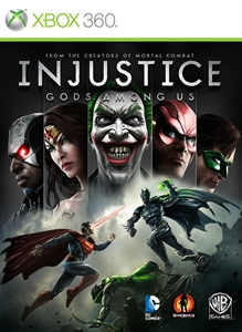 Injustice: Gods Among Us - Announce Trailer