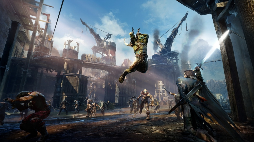 Image from Shadow of Mordor