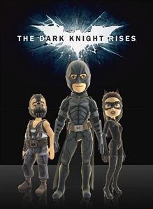 The Dark Knight Rises Theme #1