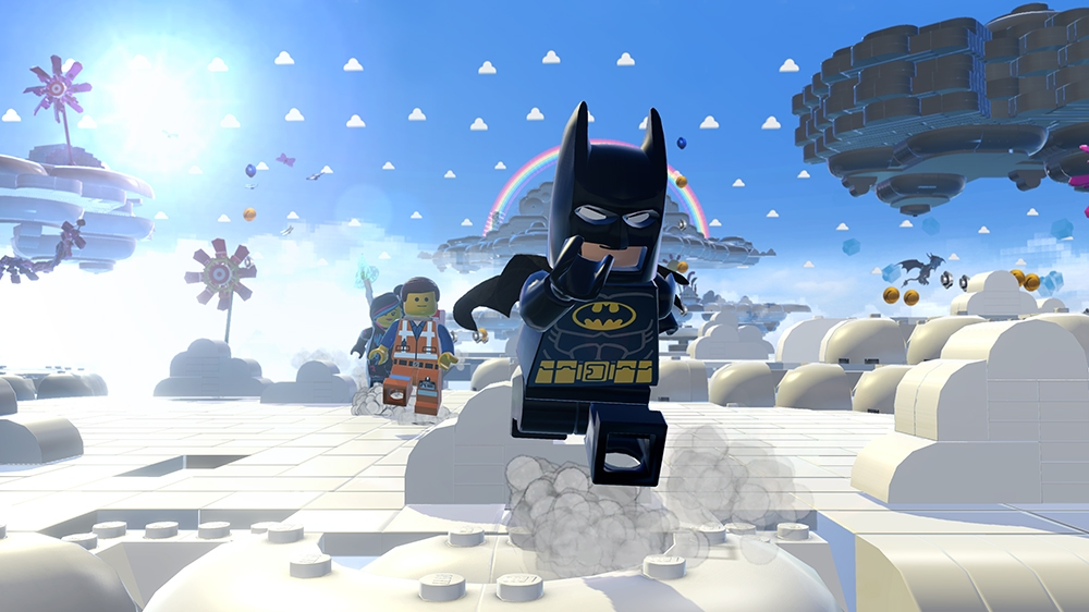 Image from LEGO® Movie Videogame