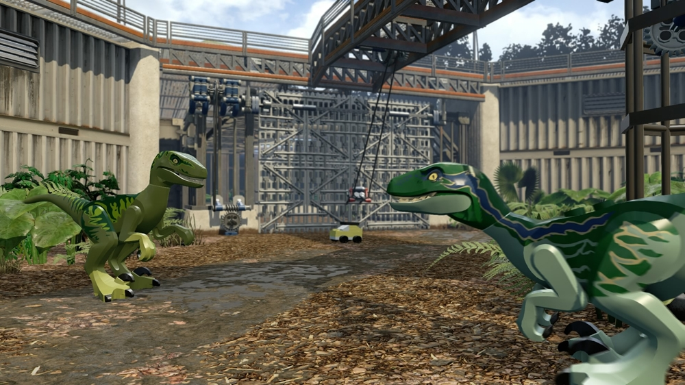 Image from LEGO® Jurassic World™